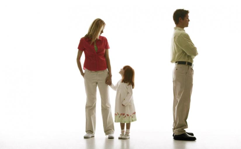 Распад семьи - последствия для ребенка