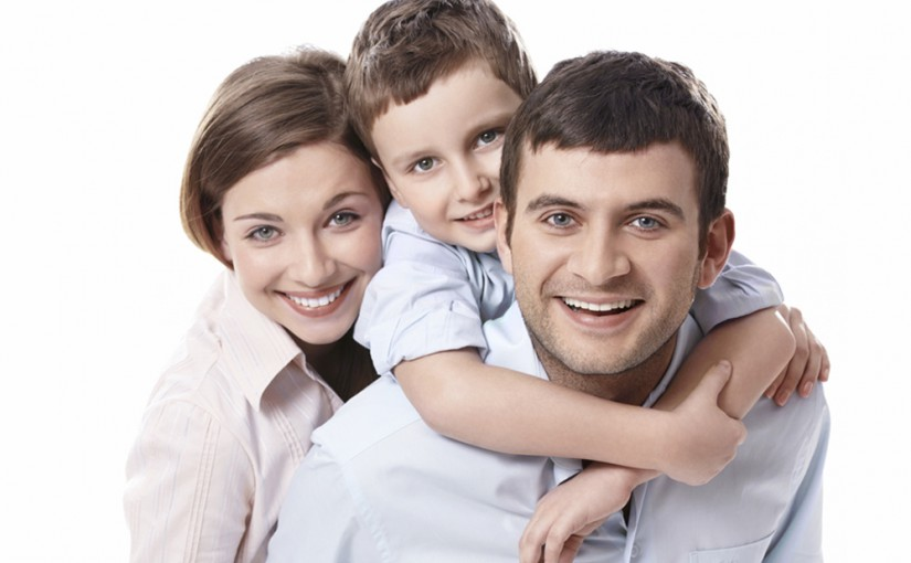 Секрет счастливой семьи