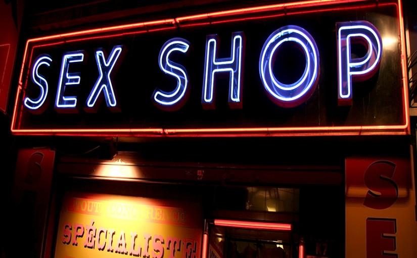 Идем в секс-шоп