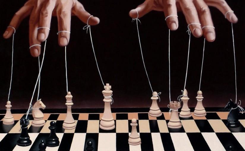Манипуляции в общении делового мира