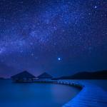 Звездное небо в Камбоджи