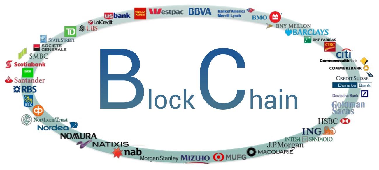 Технологии block ckain в банковском секторе
