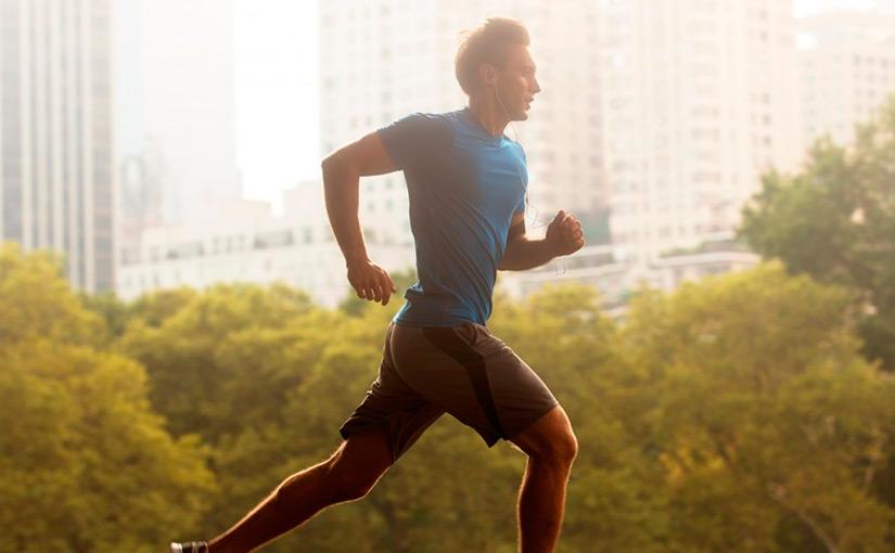 Утренние пробежки полезны для здоровья